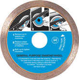 Plasplugs 180mm Diamond Wheel
